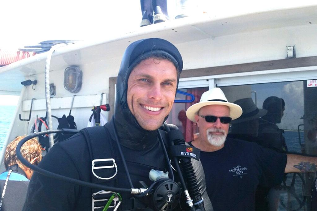 seafarer-exploration-corp-juno-beach-diver-aaron-cartwright
