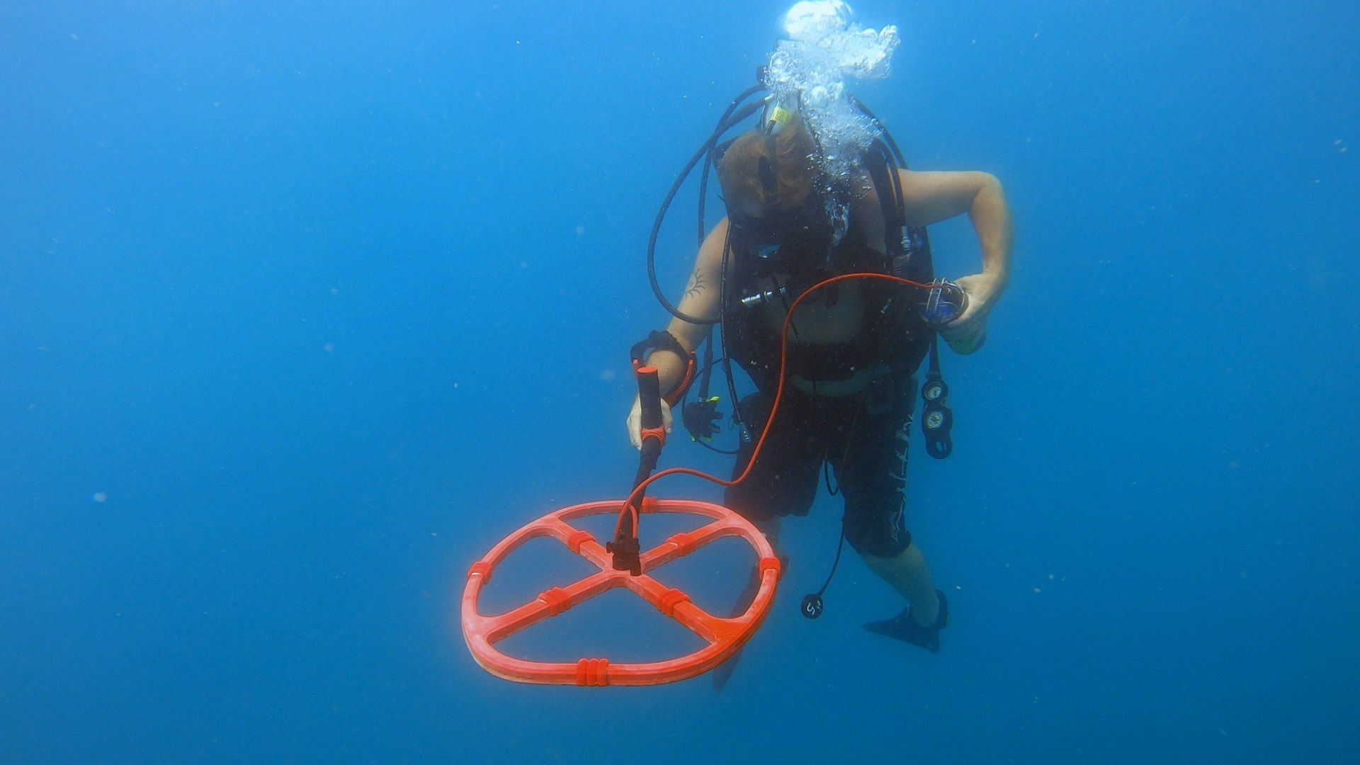 New Custom-Designed Metal Detector Loops Using SeaSearcher Tech